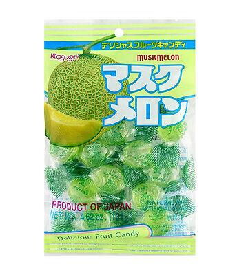Kasugai Fruit Hard Candy  Melon  Lychee