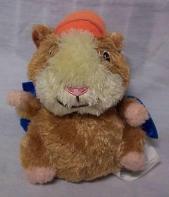 "Nick Jr. Wonder Pets LINNY THE GUINEA PIG 5"" Plush STUFFED ANIMAL Toy"