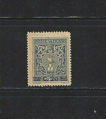 1946 Vatican City #102 MLH Overprint Stamp