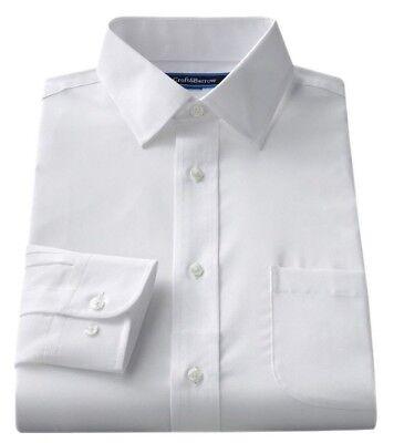 Collar White Shirt - Men's Croft & Barrow Classic-Fit Easy Care