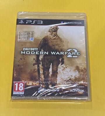 Call of Duty Modern Warfare 2 GIOCO PS3 VERSIONE ITALIANA NUOVO