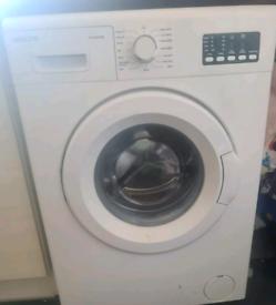 7kg electra washing machine