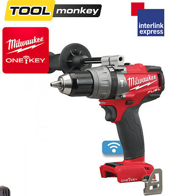 Milwaukee M18ONEPD One Key Fuel Hammer Percussion Drill (M18FPD Upgrade)