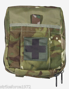 NEW - Genuine MoD Issue MTP Multicam MOLLE Medical Trauma Belt Pouch