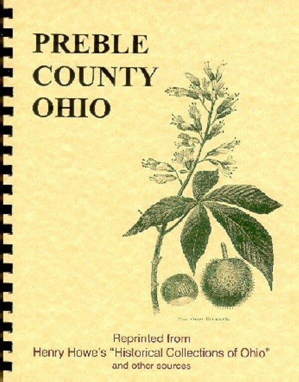 History of Preble County Ohio