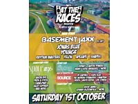 2 x tickets 1st Oct Party at the Races