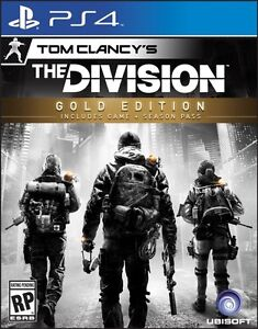 Jeux The division