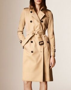BURBERRY Long HERITAGE  Trench Coat
