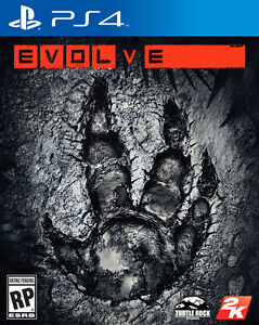 Evolve and Infamous Second Son for PS4