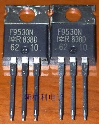 5pcs Irf9530n F9530n Power Mosfet To220