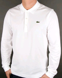Brand New Lacoste Polo long Sleeve /Whole Sale Prices available