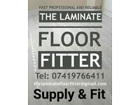 Supply & Fit / The Laminate floor fitter