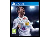 FIFA 18 PS4 game - brand new in packaging