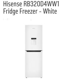 Fridge Freezer - Hisense
