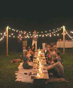 Vintage Festoon Lighting Hire Perth $50 & free delivery Perth Perth City Area Preview