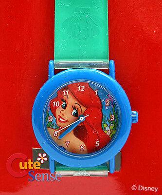 Disney Princess die Kleine Meerjungfrau Ariel Armbanduhr Kinder Uhr mit Gelee ()