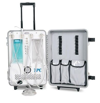 Tpc Dental Mobile Portable Delivery System Air Dental Vet Medical Mission -fda