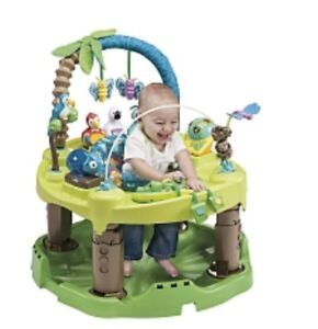Baby activity table- Bounce and Learn- Evenflo Exersaucer