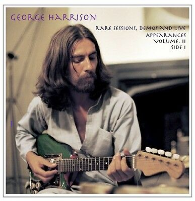 Live 2 Cd Set - George Harrison Rare Sessions, Demos and Live Appearances 2 CD Set