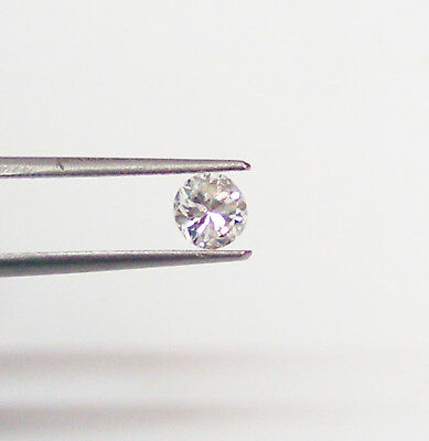 .12ct Round Brilliant Cut Diamond, I1, H,  3.2mm