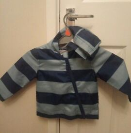 Boys raincoat 6-9months