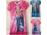 Disney frozen night dress