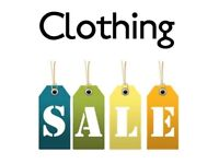 Ladies Clothing Sale! Sizes 6,8,10,S,M