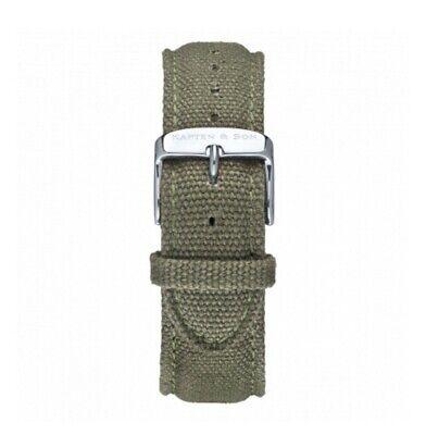 Kapten & Son Olive Green Watch Strap