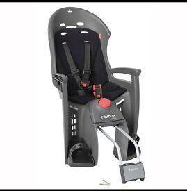 Hamex siesta reclinable bike seat frame mounted