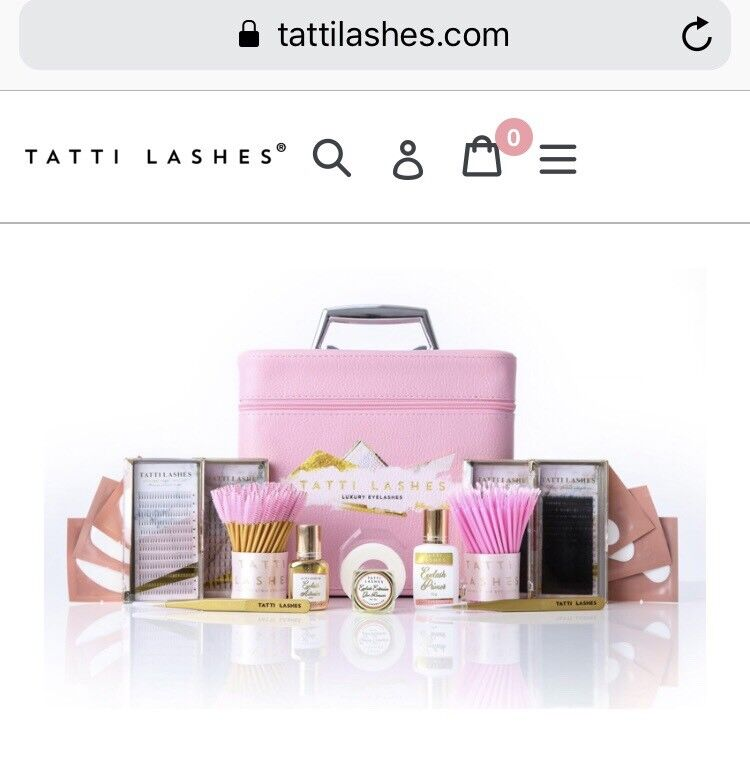 d8d3b47ffc9 Eye Lash Kit - Tatti Lash - | in Motherwell, North Lanarkshire | Gumtree