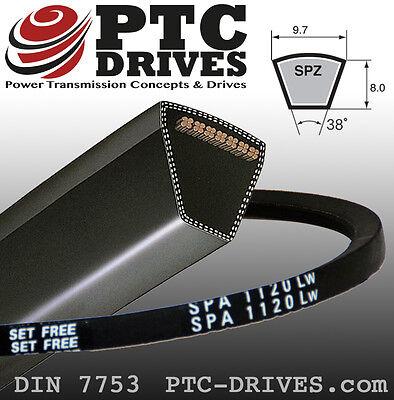 SPZ 1024 Lw (9,7 x 1024 mm) Schmalkeilriemen nach DIN 7753
