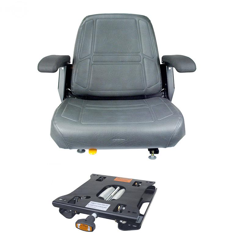 New Lawn Mower Seats Inc Series Replaces John Deere ExMark Scag Rotary 907