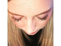 Eyelash extensions £20-£30