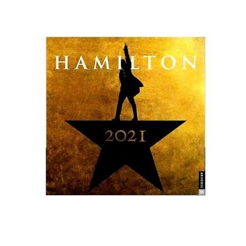 2021 Hamilton Wall Calendar