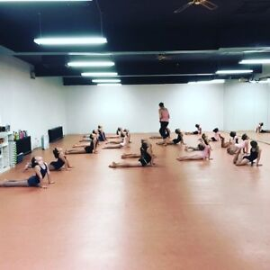 Dance Studio Space Available to Rent for Events and Classes