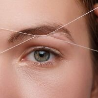 Threading/sourcils au fil