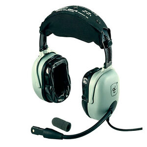 Aviation headset. David Clarke HC20-10
