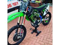 Kxf 250 swap road legal quad