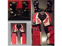 ***MX OxStar Boots & MX Racing DMX IKON trousers* £50ono*