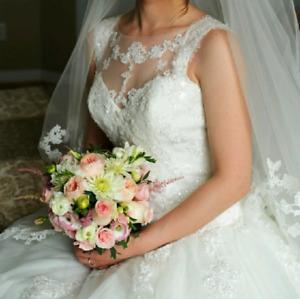"La Sposa wedding dress""Ilasha"""