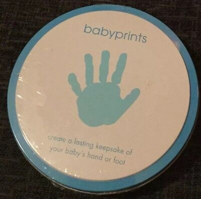Baby Prints Keepsake New & Sealed