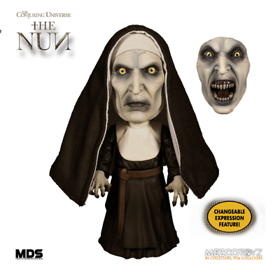 The Conjuring Universe: Designer Series - The Nun 6 Inch Action Figure MDS Mezco
