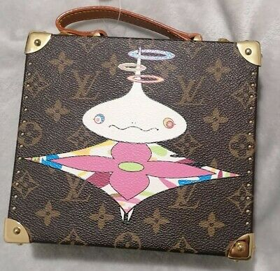 Vintage Louis Vuitton Monogram Bag Box