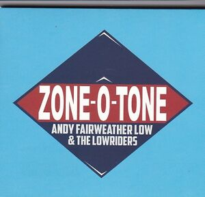 ANDY FAIRWEATHER LOW ZONE O TONE CD