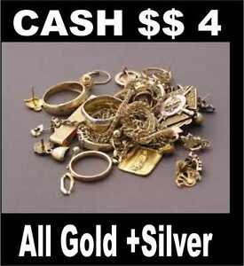 CASH In Now $$$-Moving?Downsizing? Buying All Gold Jewelry+Coins