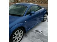 AUDI TT 225 LOW MILEAGE possible swap