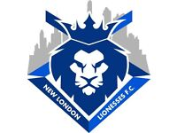 NEW LONDON LIONESSES FIRST TEAM TRIALS