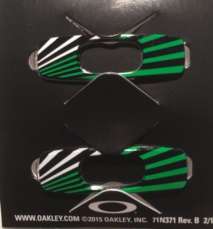 Oakley Batwolf Icons Green