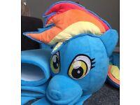 My Little Pony - Rainbow Dash Mascot (Brand NEW)