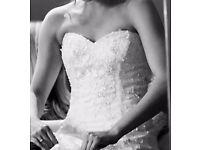 Beautiful wedding dress mint condition